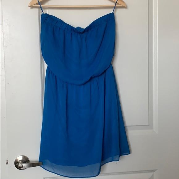 Express Dresses & Skirts - Express blue summer dress